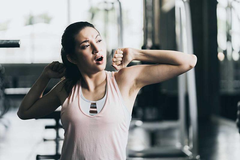 Czy warto robić drzemkę po treningu?