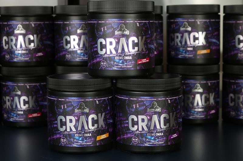 Recenzja Crack marki Dark Labs