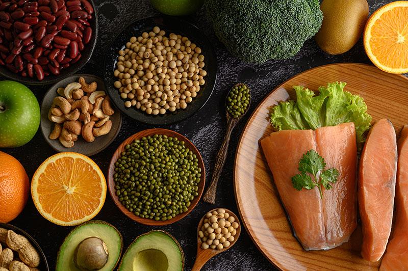 Produkty wysokobiałkowe – naturalne źródła białka w diecie sportowca